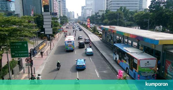 Petunjuk Lengkap Rekayasa Lalu Lintas Saat Asian Games