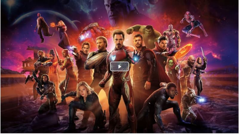 Avengers: Infinity War subtitles English | 49 subtitles