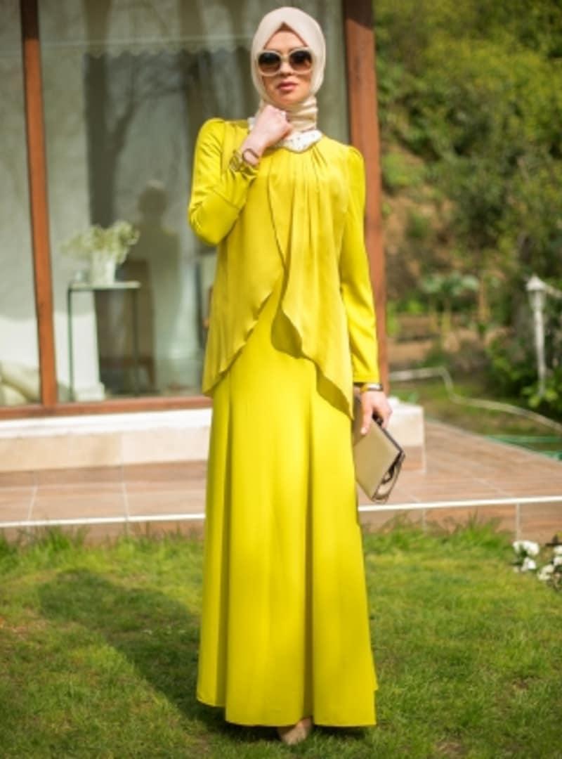 Warna Kuning Cocoknya Digunakan Dalam Pakaian Apa Fashion