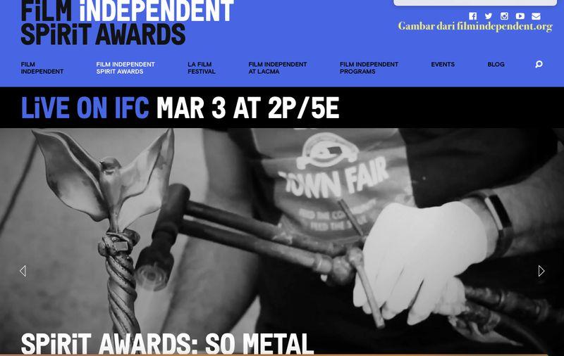 Get Out, Film Terbaik Penghargaan Film Independen Amerika