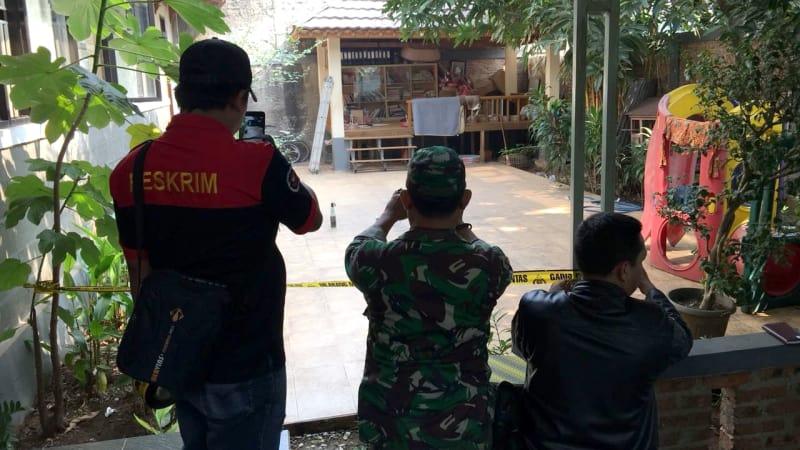 Molotov di rumah Mardani Ali Sera