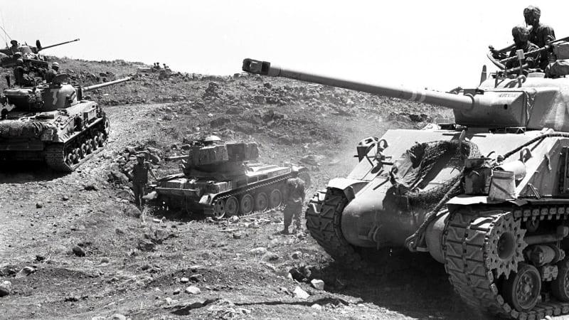 Yerusalem, Perang Arab Israel 1967