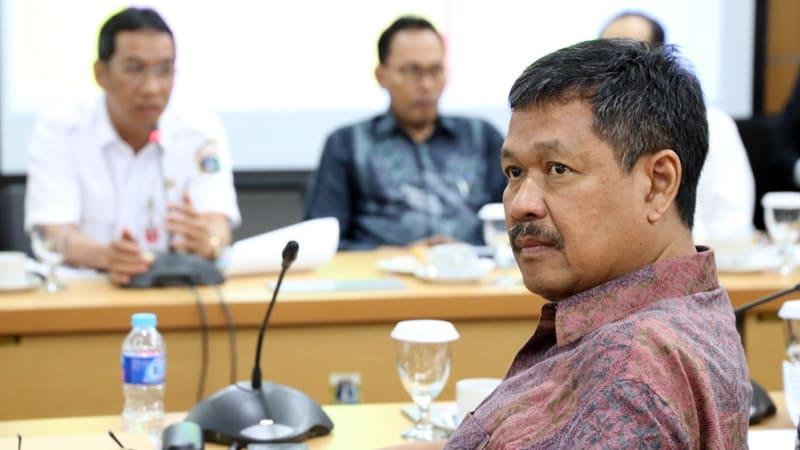 Anggota Komisi B DPRD, Prabowo Soenirman