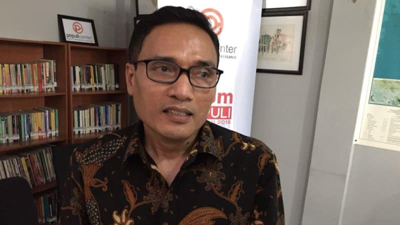 Direktur Pencapresan DPP PKS Suhud Aliyudin