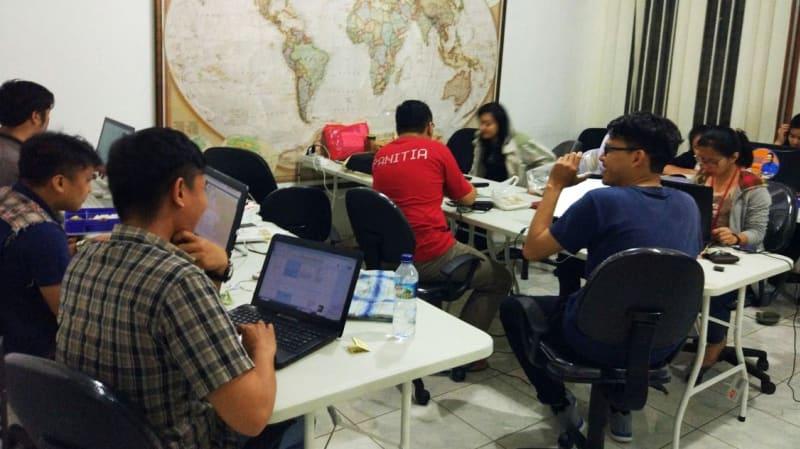 Tim Media Sosial Anies-Sandi
