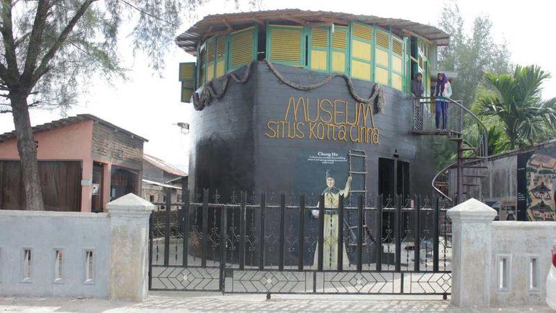 Museum Situs Kota Cina Di Medan
