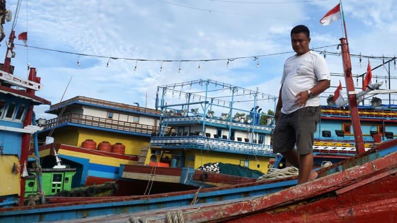 Kampung Nelayan Desa Juwana Pati