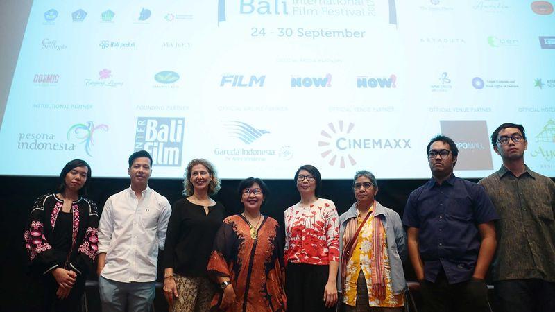 Jumpa pers Balinale Film Festival 2017