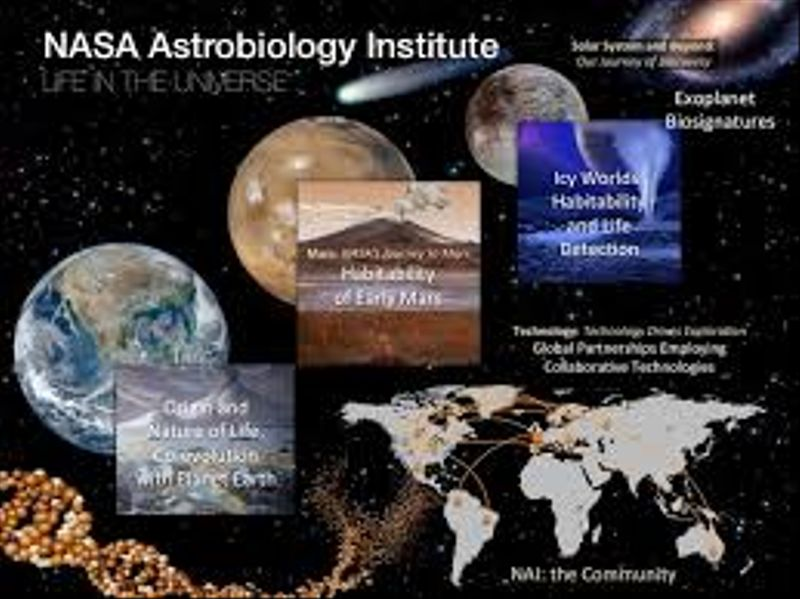 astrobiology notes Courses astrobiology courses at uiuc: fall 2014 semester geol 593 life in the universe astrobiology is the study of the origin and evolution of life in the universe.