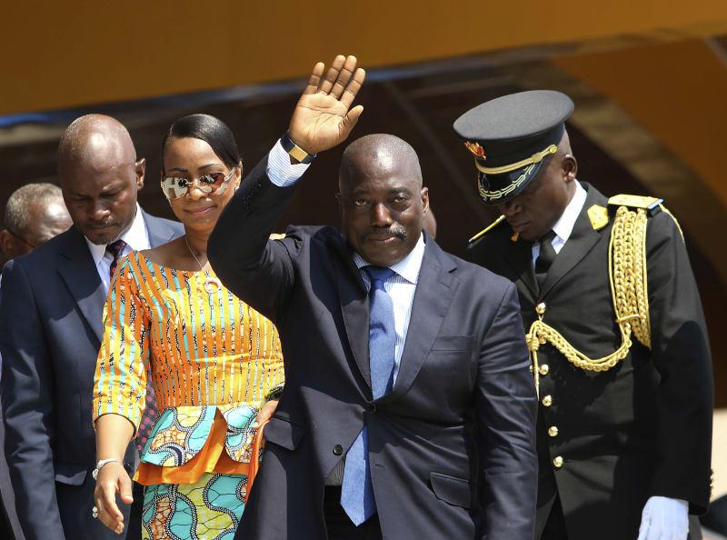 Presiden Kongo, Joseph Kabila