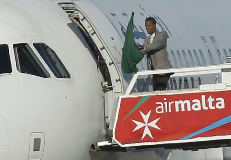 Pembajak Pesawat Afriqiyah Airlines