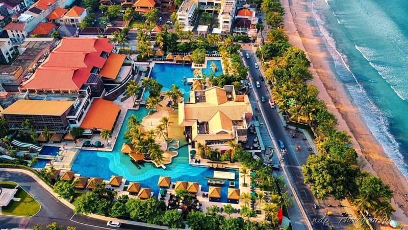 Hard Rock Hotel Bali.