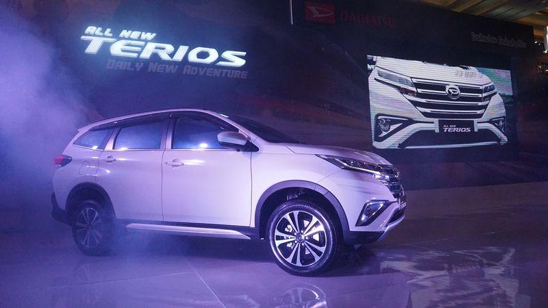 Launching Daihatsu All New Terios