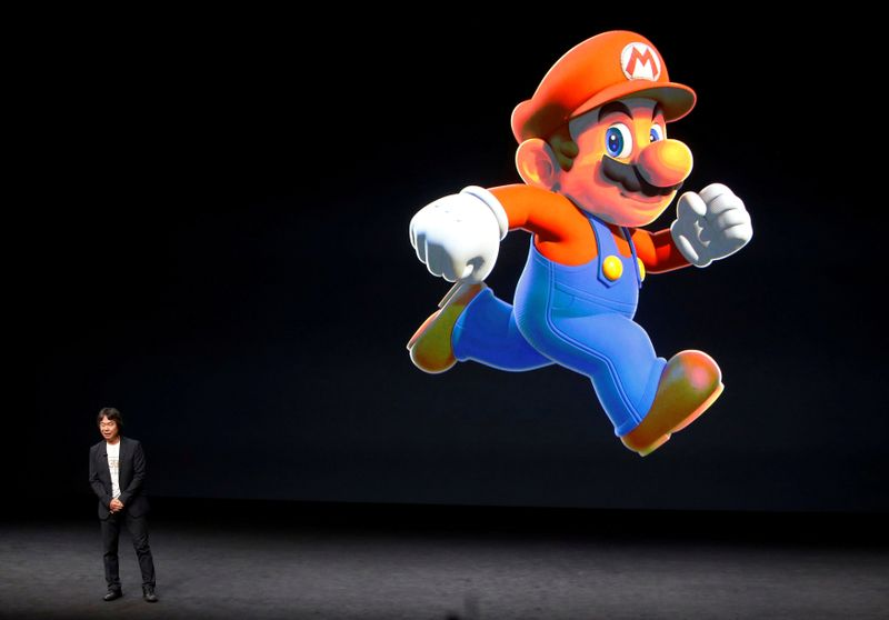 Karakter Super Mario