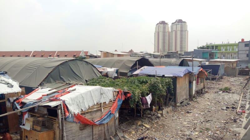 Kampung Akuarium, Penjaringan, Jakarta Utara