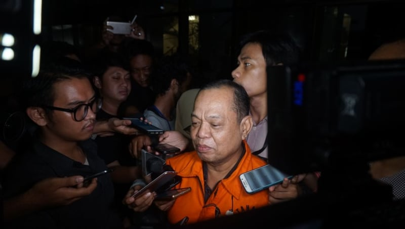 Mantan anggota DPRD Sumatera Utara, Diperiksa KPK