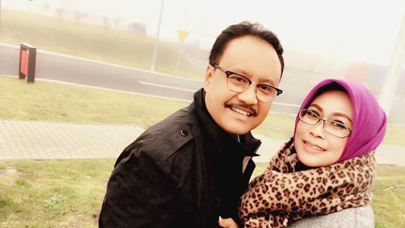 Gus Ipul dan Fatma Saifullah Yusuf