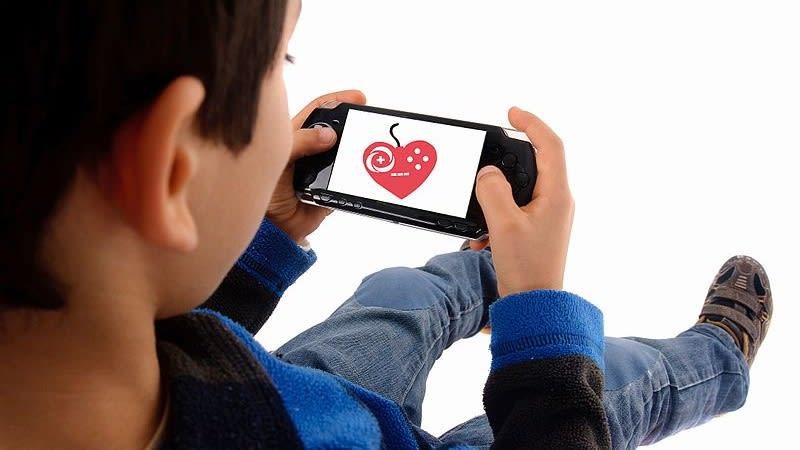 Ilustrasi Kecanduan Game Online