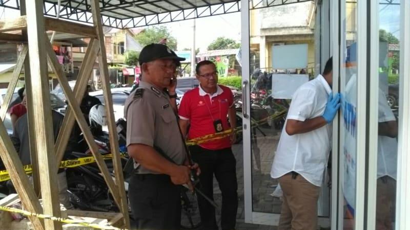 Mesin ATM di Banda Aceh dibobol maling