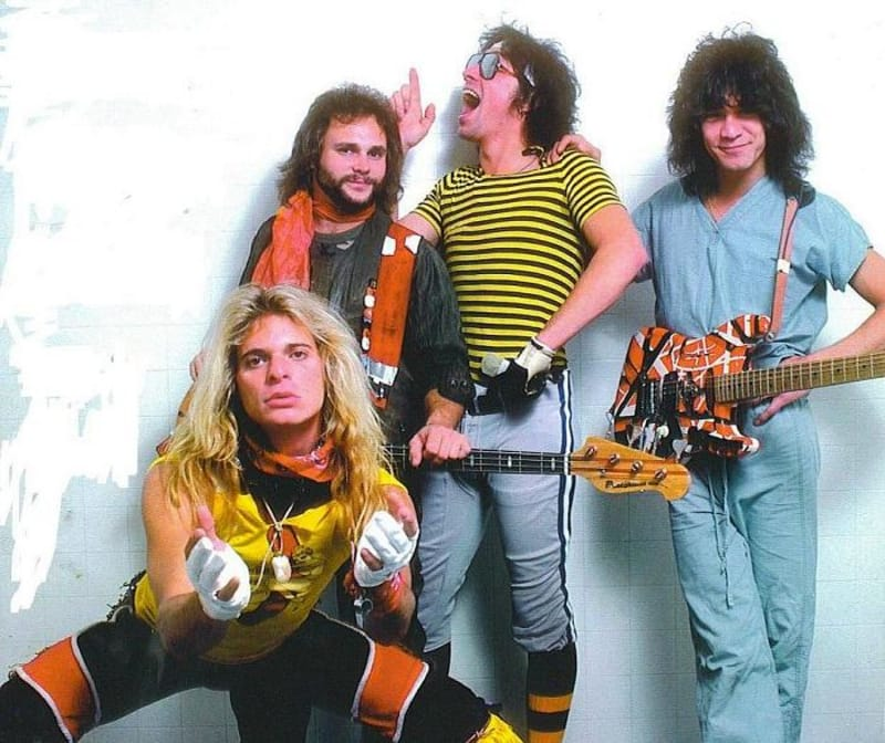 америка рок группа ван республика