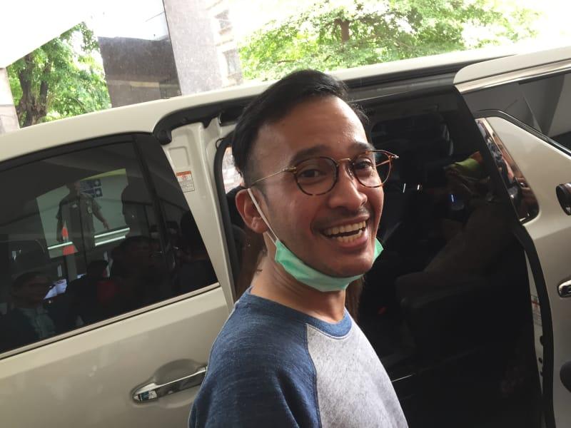 Ruben Onsu Pulang dari RS