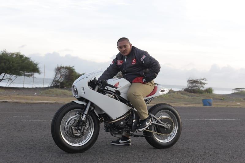 Honda CBR250RR Neo Cafe Racer