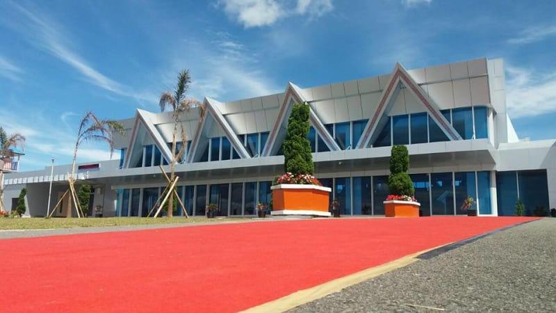 Bandara Silangit | Sumber: Kumparan