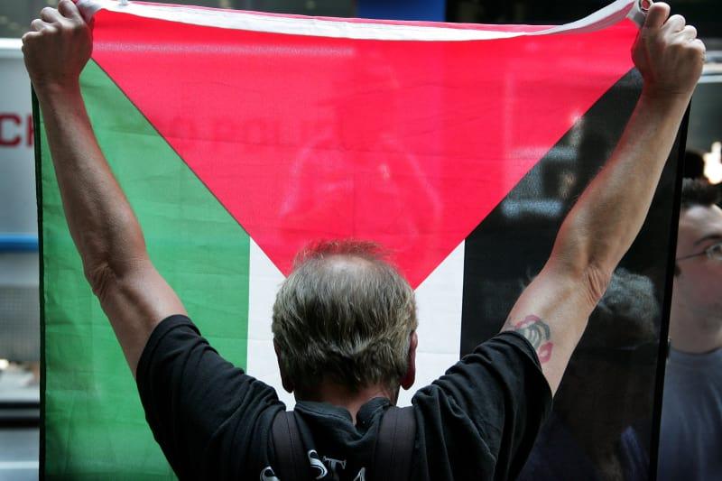 Bendera Palestina (Ilustrasi)