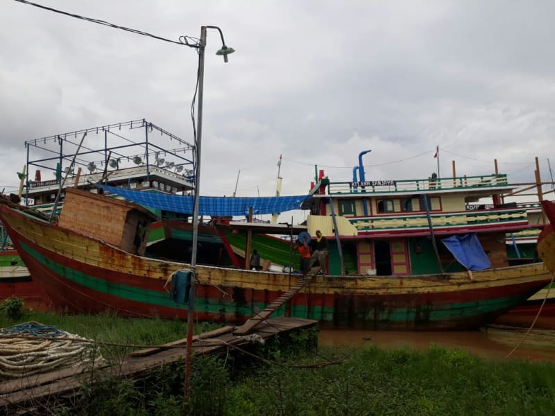 Kapal Cantrang