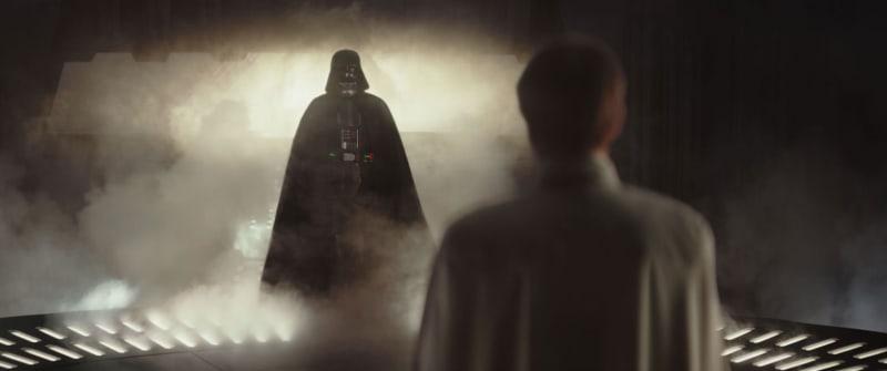 Darth Vader dan Orson Krennic