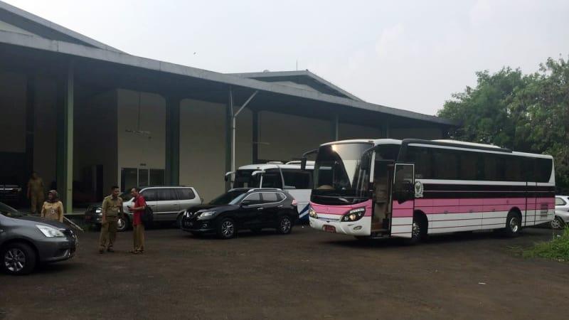 Hasil gambar untuk Gudang Kemendagri di Bogor