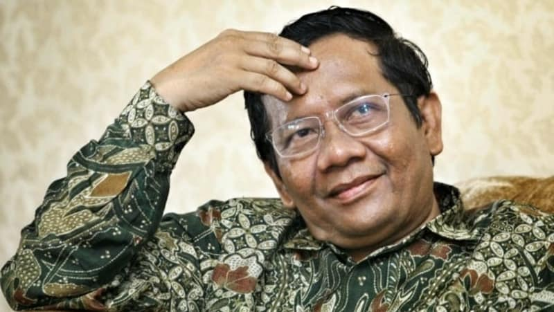 Lipsus, Duel Kedua Jokowi-Prabowo, mencari wapres, capres jokowi, Mahfud MD