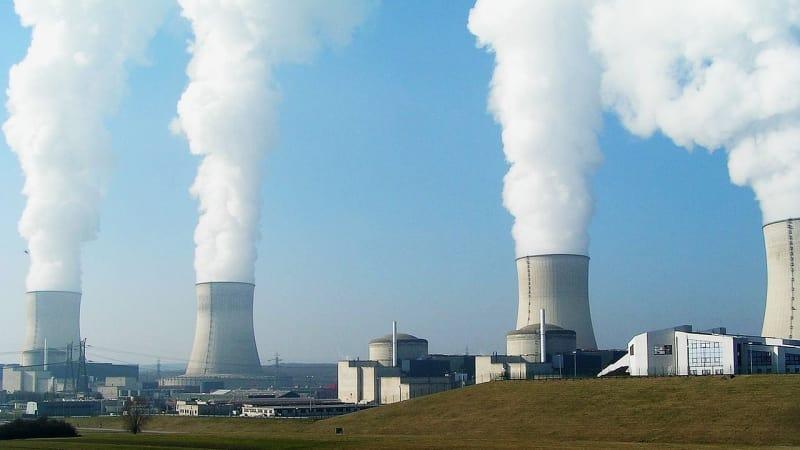 Pembangkit Listrik Tenaga Nuklir.