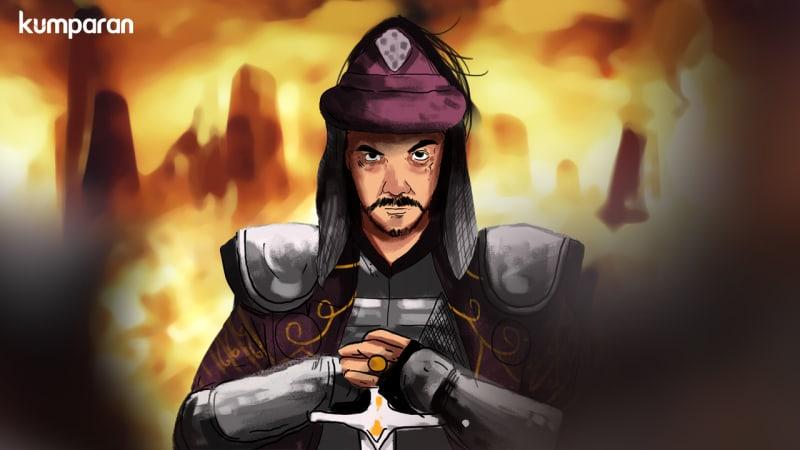 Ilustrasi Muhammad Al Fatih