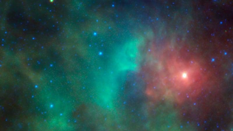 Ilustrasi Nebula Orion