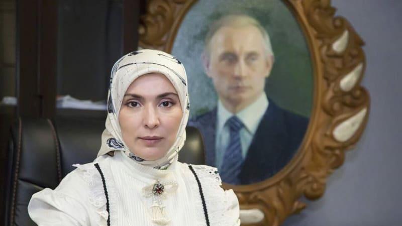 Muslimah Ini Menantang Putin Di Pilpres