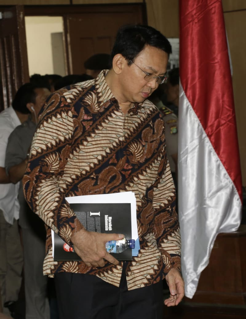 Batik Ahok