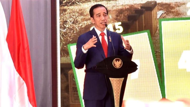 Jokowi, Rakor, Pengendalian Program pembangunan dan pemberdayaan masyarakat desa, sumut