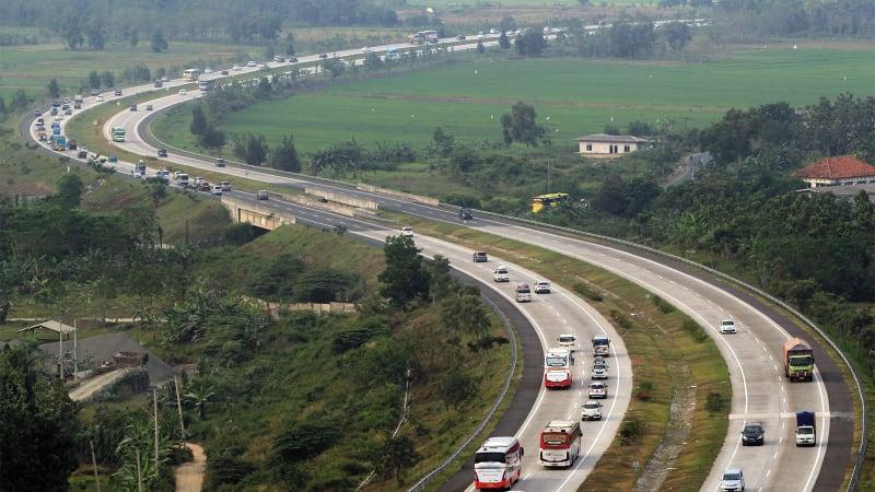 Jalan tol Cipali