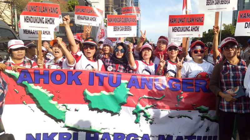 Barisan Relawan Basuki-Djarot