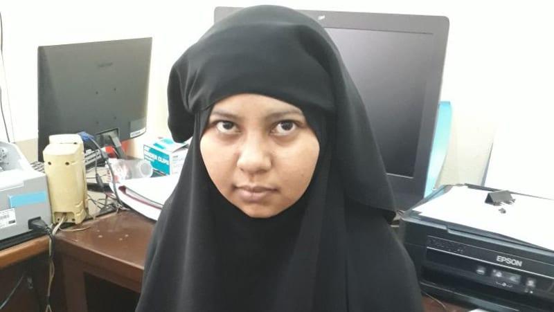 Dua Wanita Terduga Teroris Ditangkap