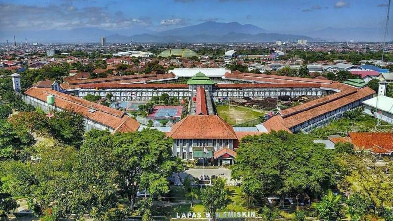 Penjara, Lapas, tahanan Sukamiskin Bandung