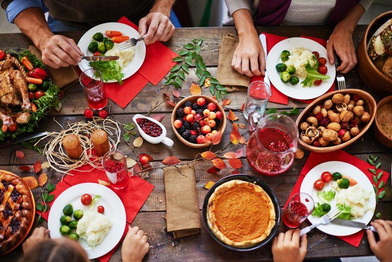 Makan Malam Natal