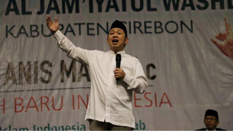 Anis Matta di Cirebon.