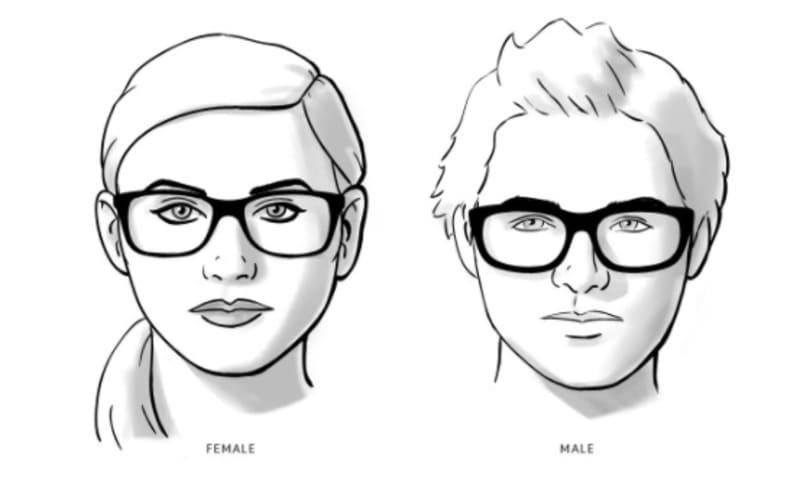 Pilihan Kacamata Berkualitas dan Pelayanan Terbaik di Optik Tunggal - Kesehatan Mata vs Fashion - Wajah Bulat