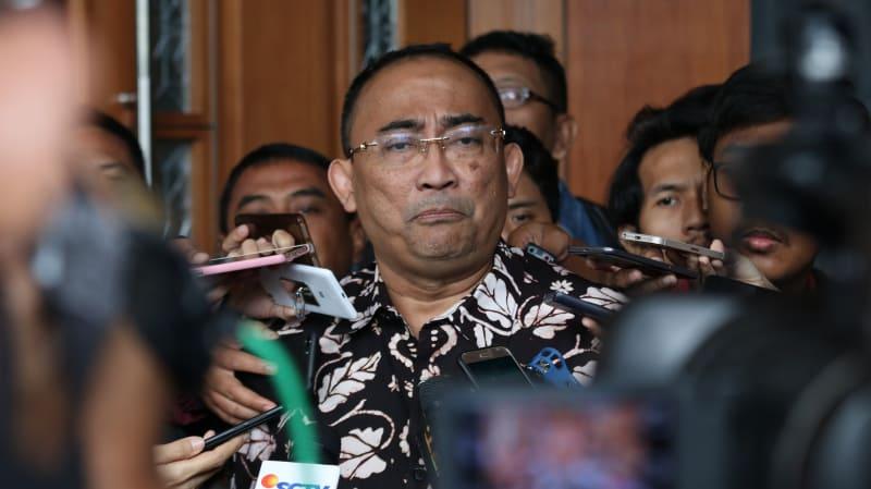 Firman Wijaya, pengacara Setya Novanto