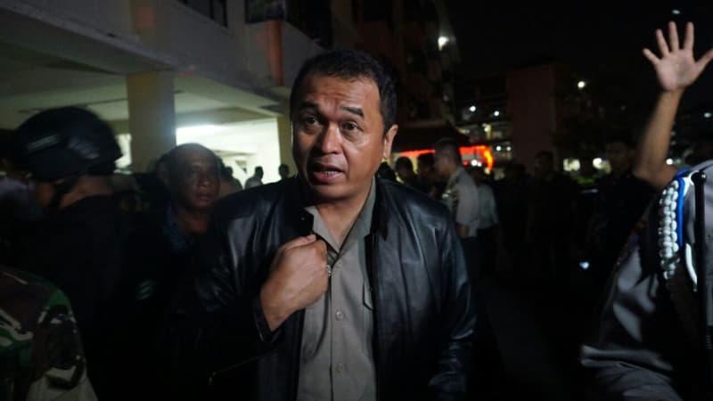 Kabid Humas Polda Jatim Kombes Frans Barung