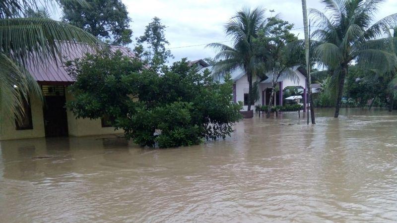 Aceh Tengah, Banjir, Tanah Longsor