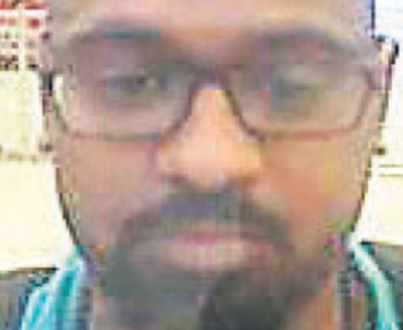 tersangka pembunuh Jamal Khashoggi, Meshal Saad M Albostani, (NOT COVER)