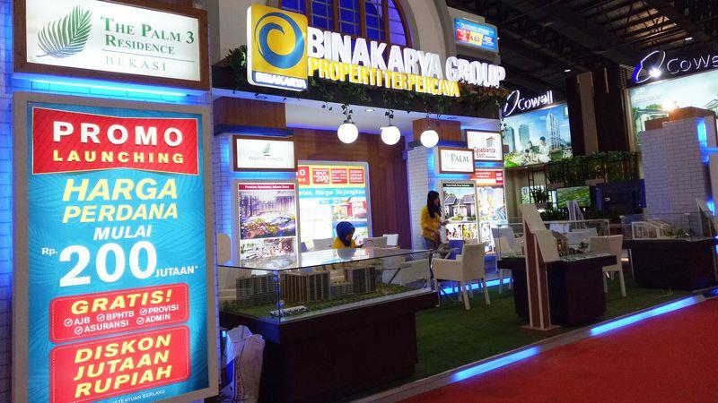 Acara Indonesia Properti Expo